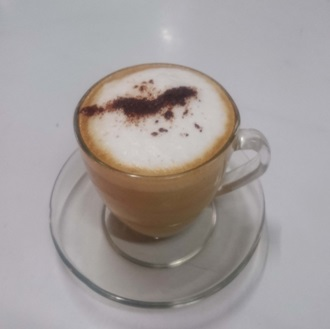Hot Cappuchino